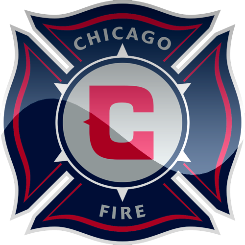 Football clipart fire. Chicago logo png