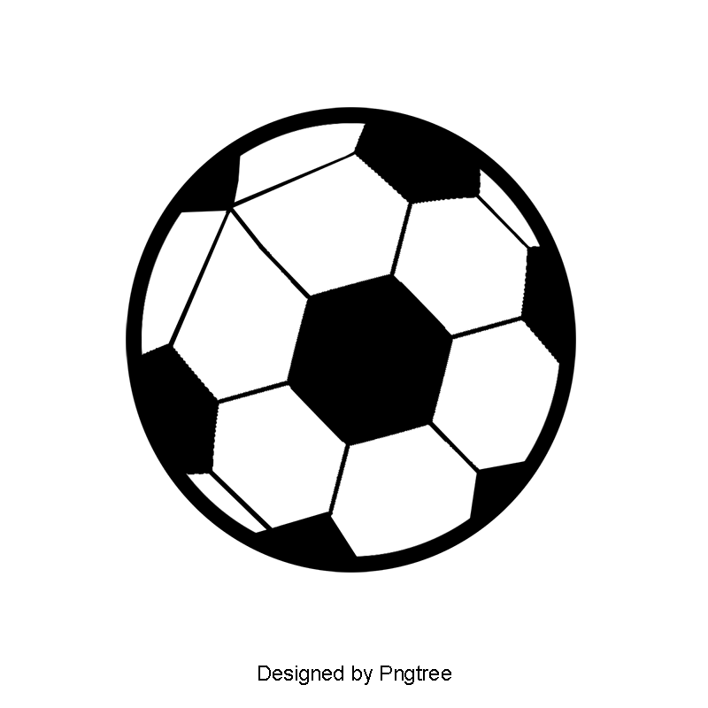 Football clipart certificate. Cartoon black and white