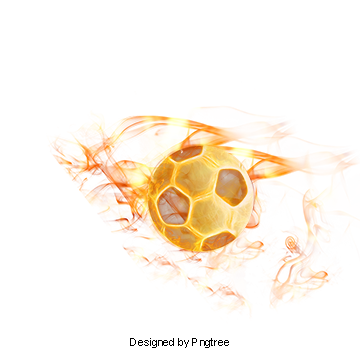 Football clipart fire. Png vectors psd and