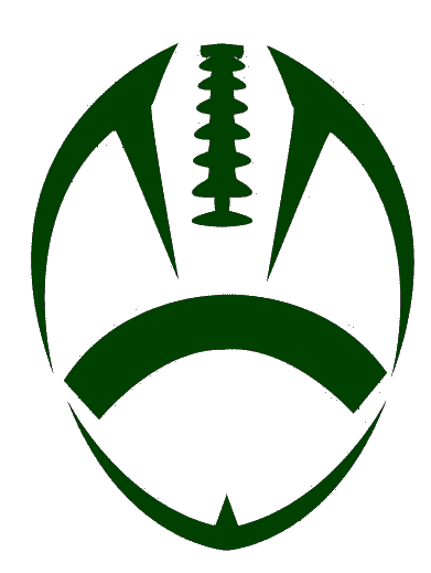 Football clipart sign. Green cut free images