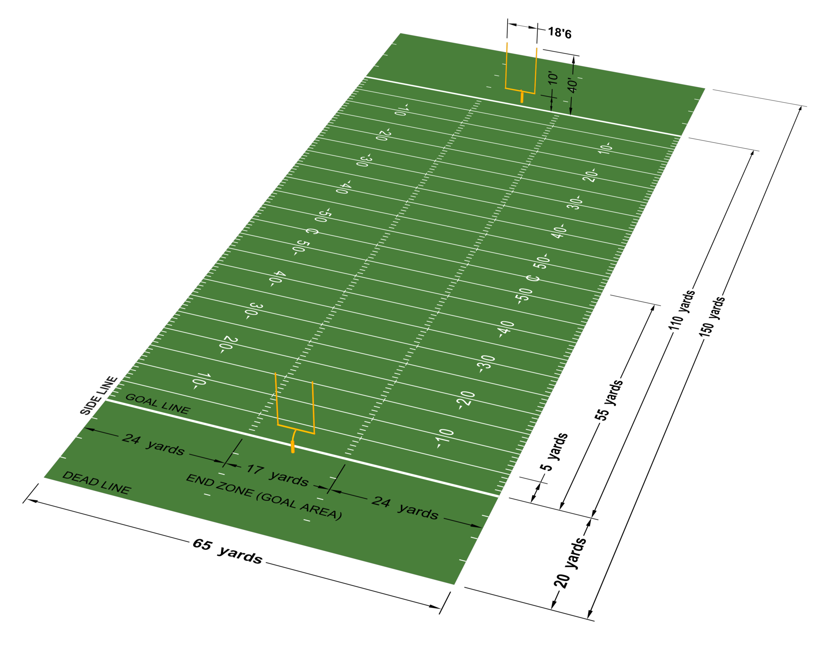 Football field goal png. File canadian wikimedia commons