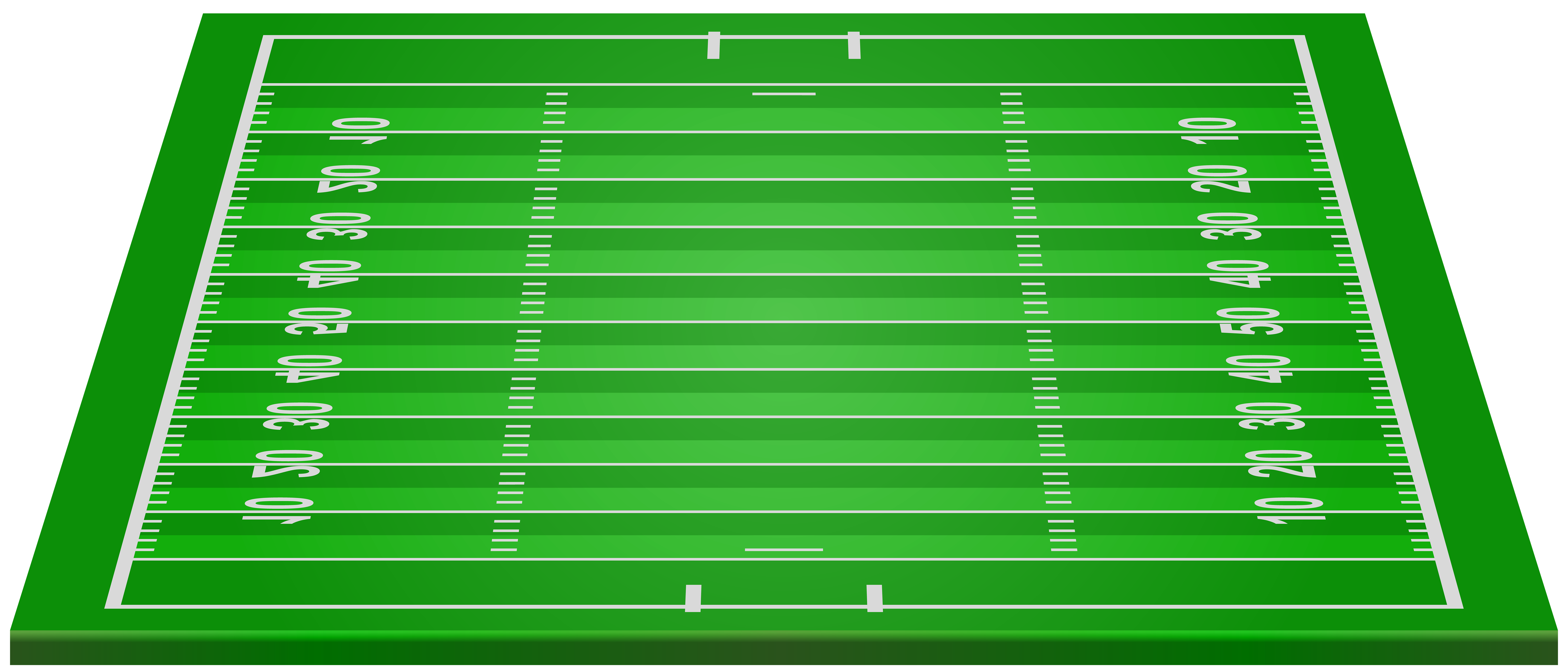 Football field png. American pitch clip art