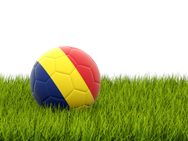 Football grass png. In illustration of flag