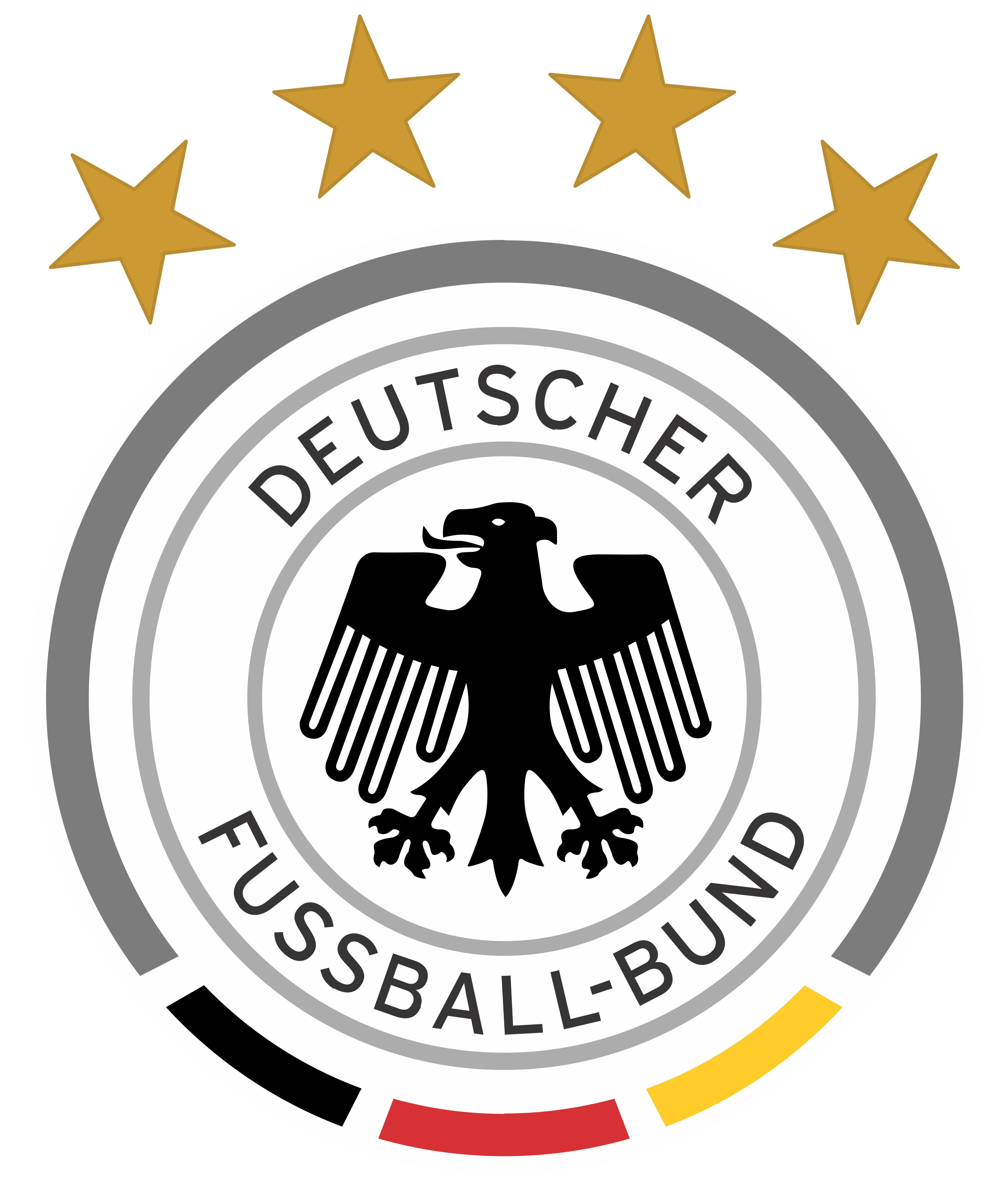 Football logos png. Germany national team download