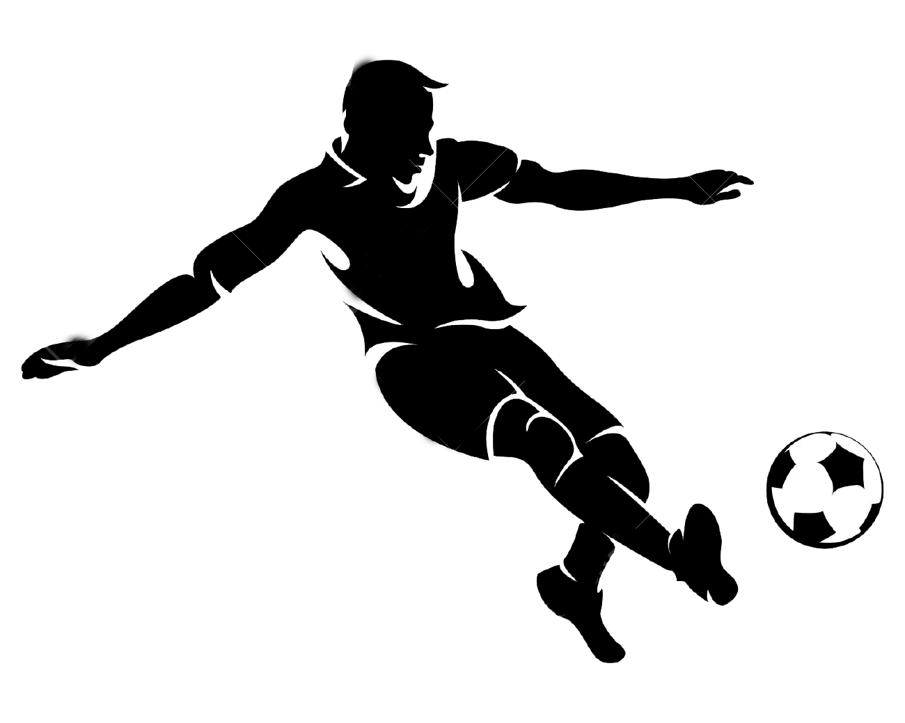 Football png clipart. Collection of player