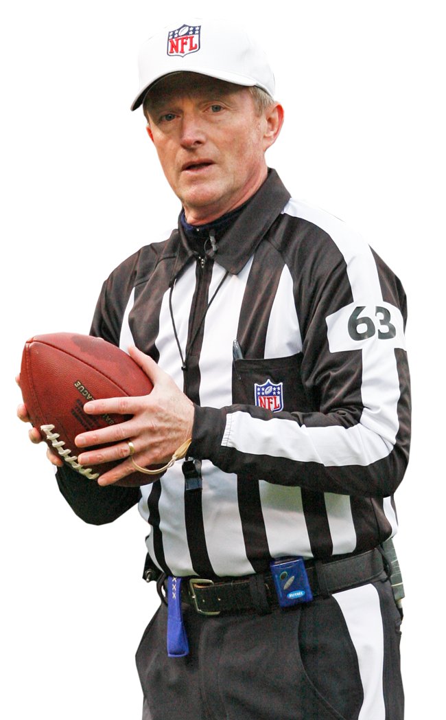 nfl referee png