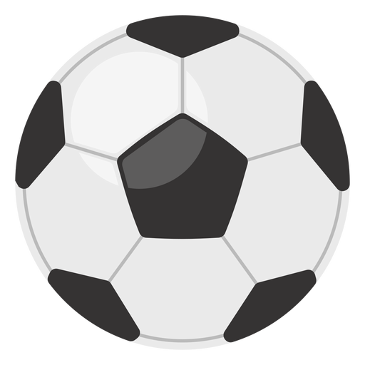Football vector png. Classic ball icon transparent