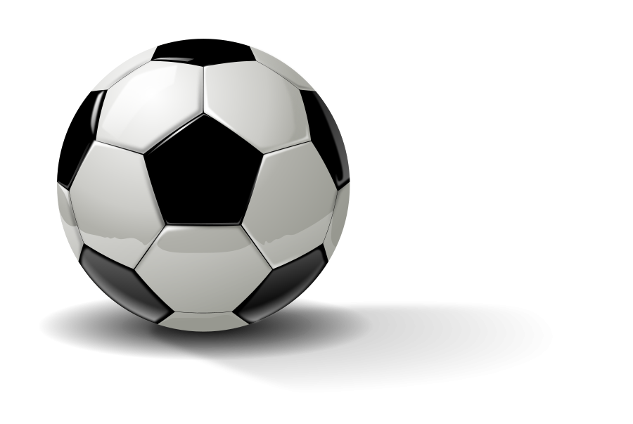 Soccer ball clipart small. Free player vector download
