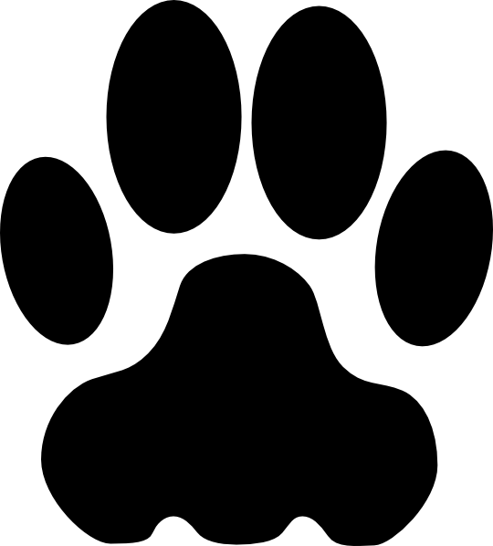 Footprint dog logo png. Crazywidow info