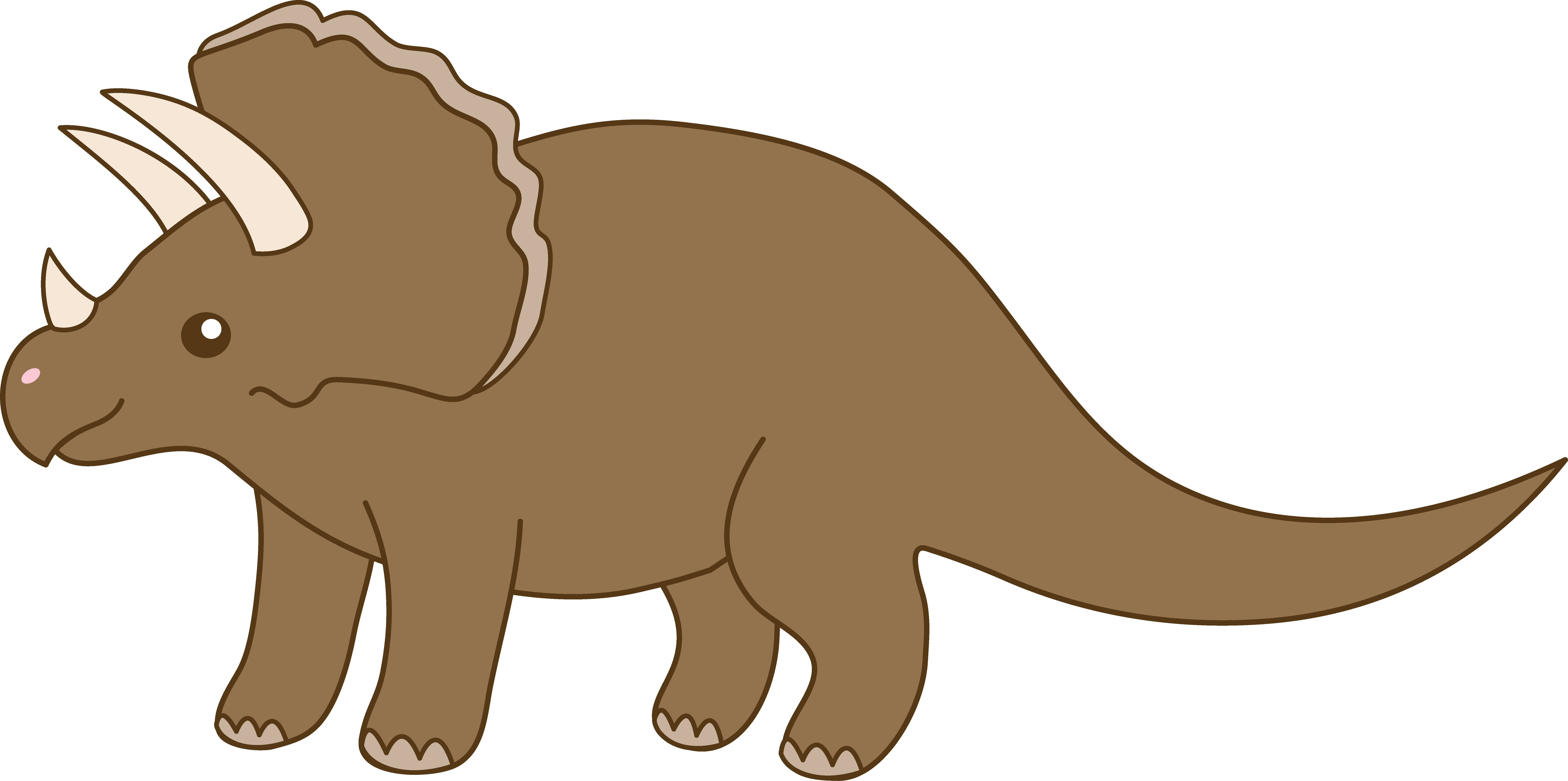 stegosaurus vector cute
