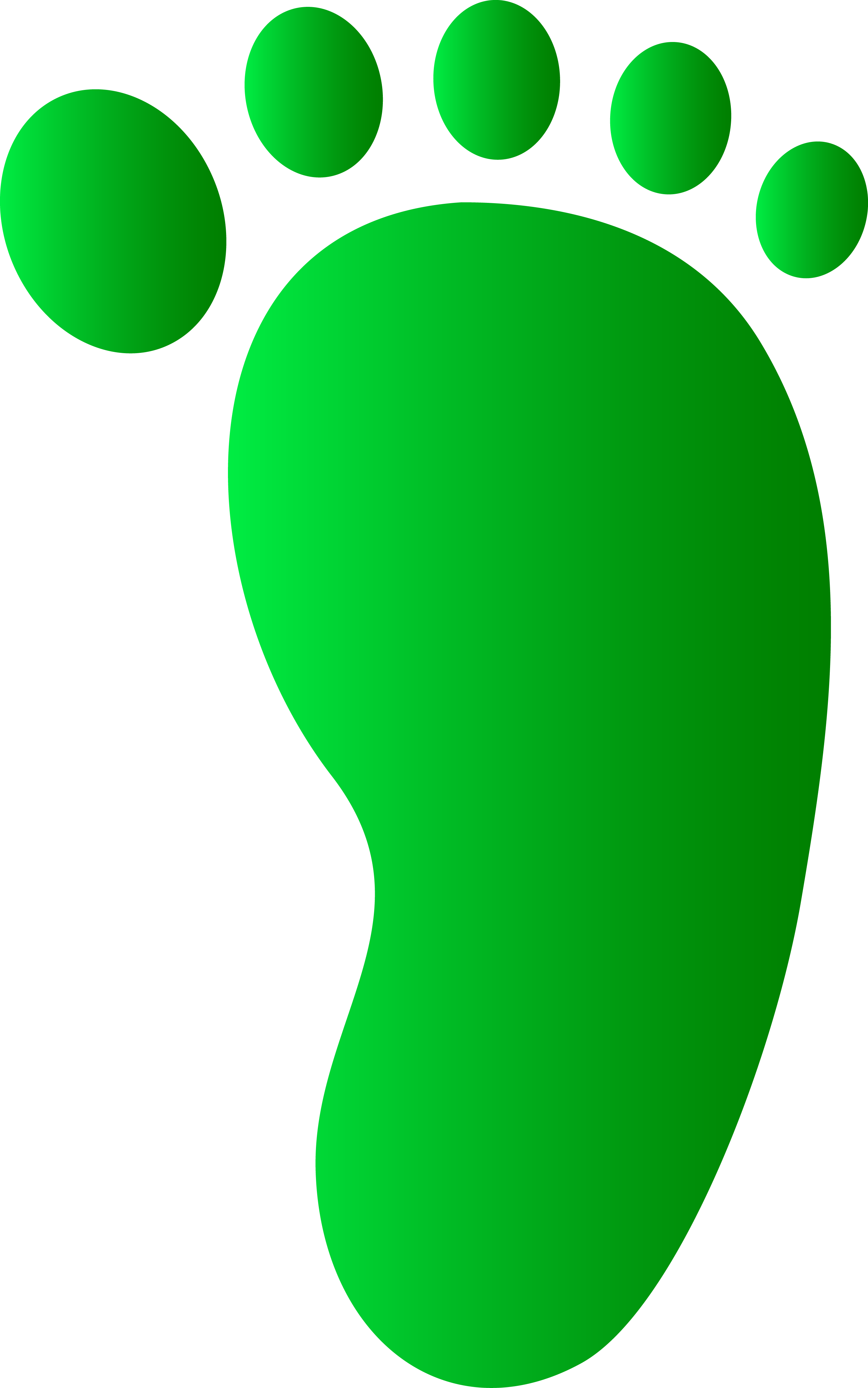 Footsteps clipart. Clip art library