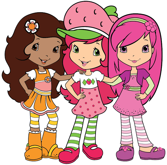 Character clipart strawberry. Shortcake berry bitty adventures