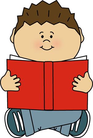 For her clipart reading. Child cilpart surprising inspiration