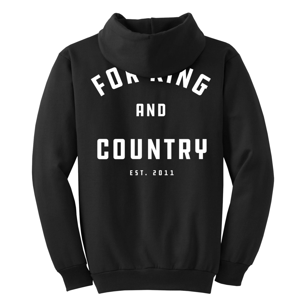 For king and country logo png. Hoodie