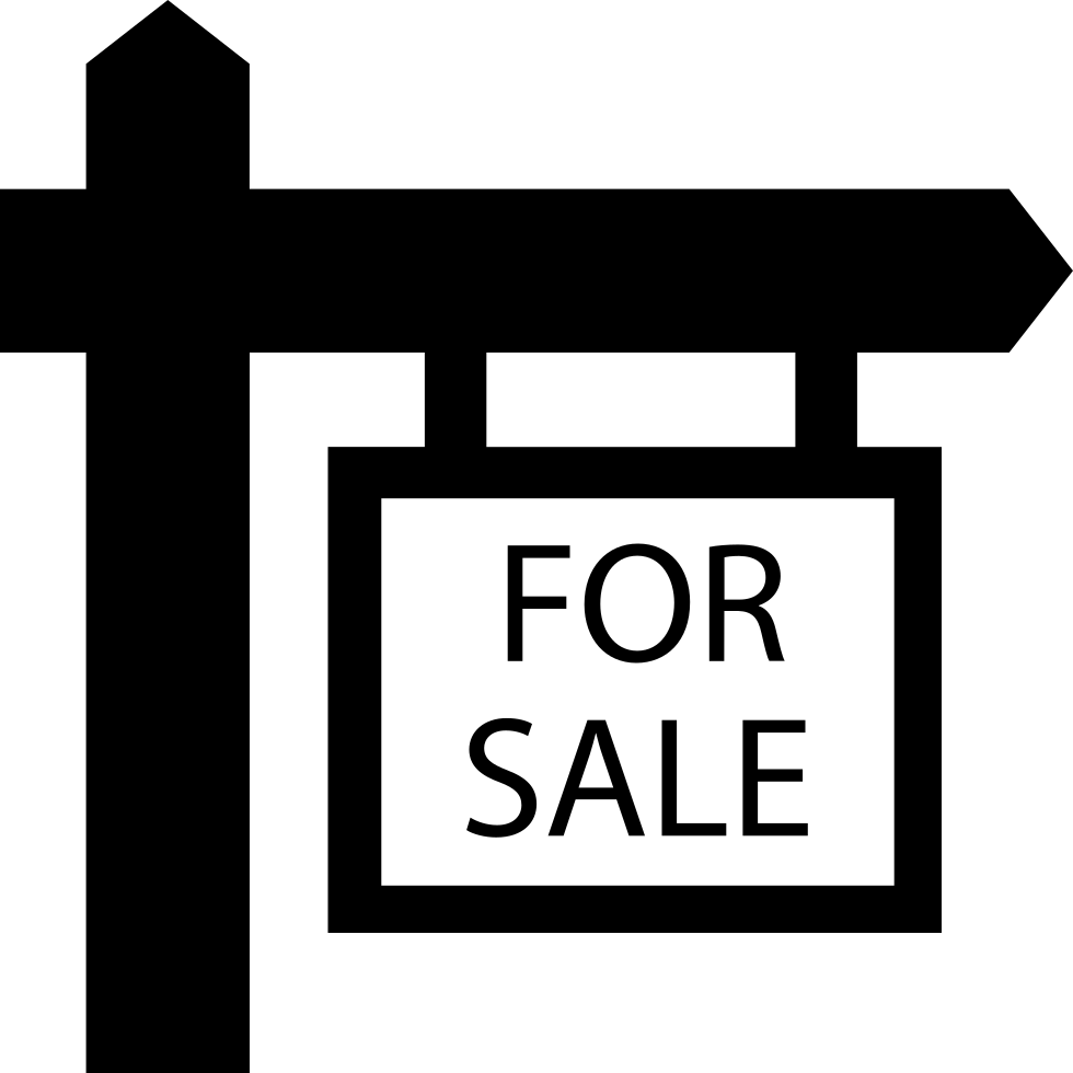 For sale icon png. Free download buy estate