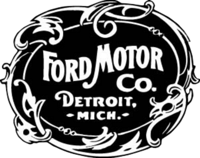 Ford logo letters png. Behind the badge is