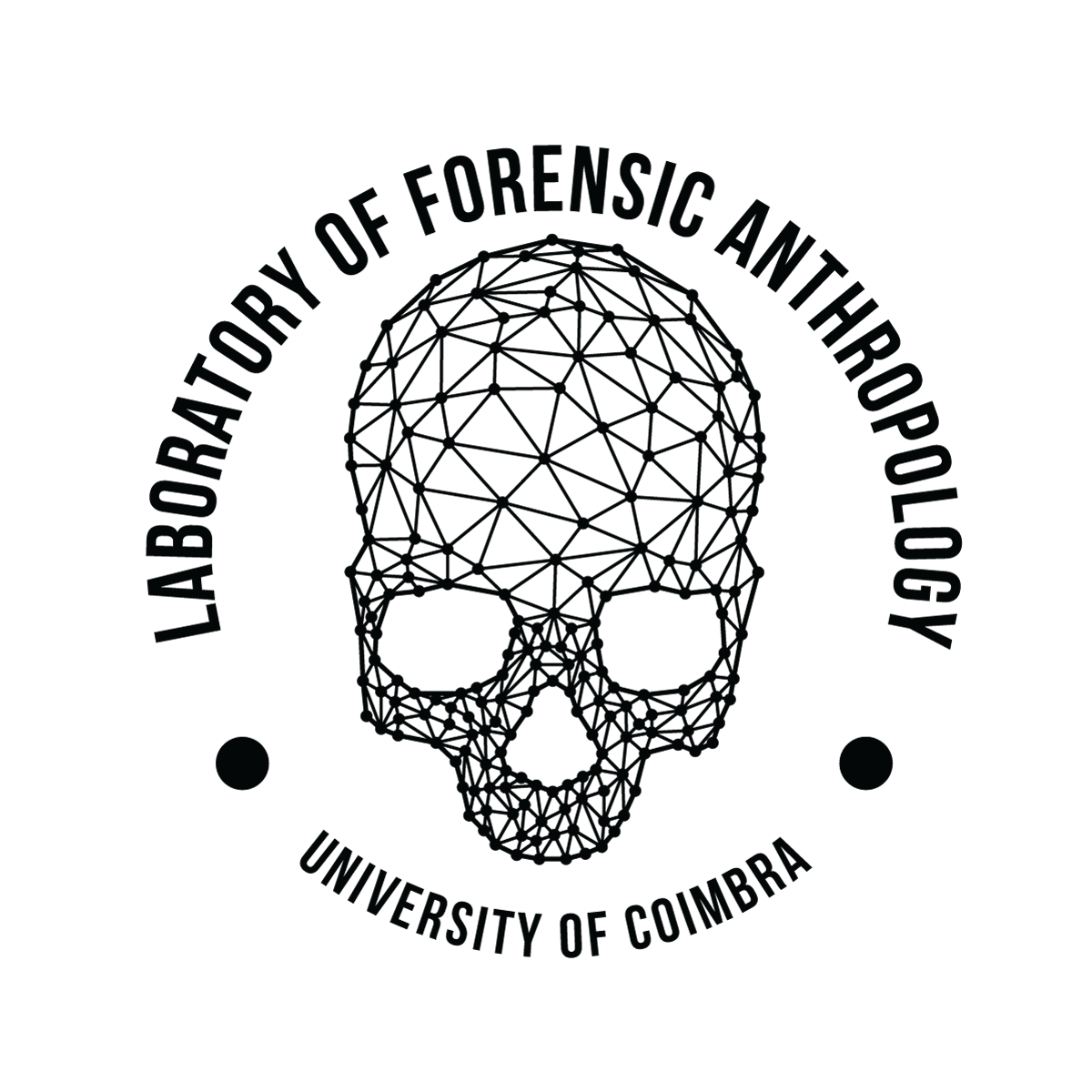 The laboratory of anthropology. Forensic drawing image free