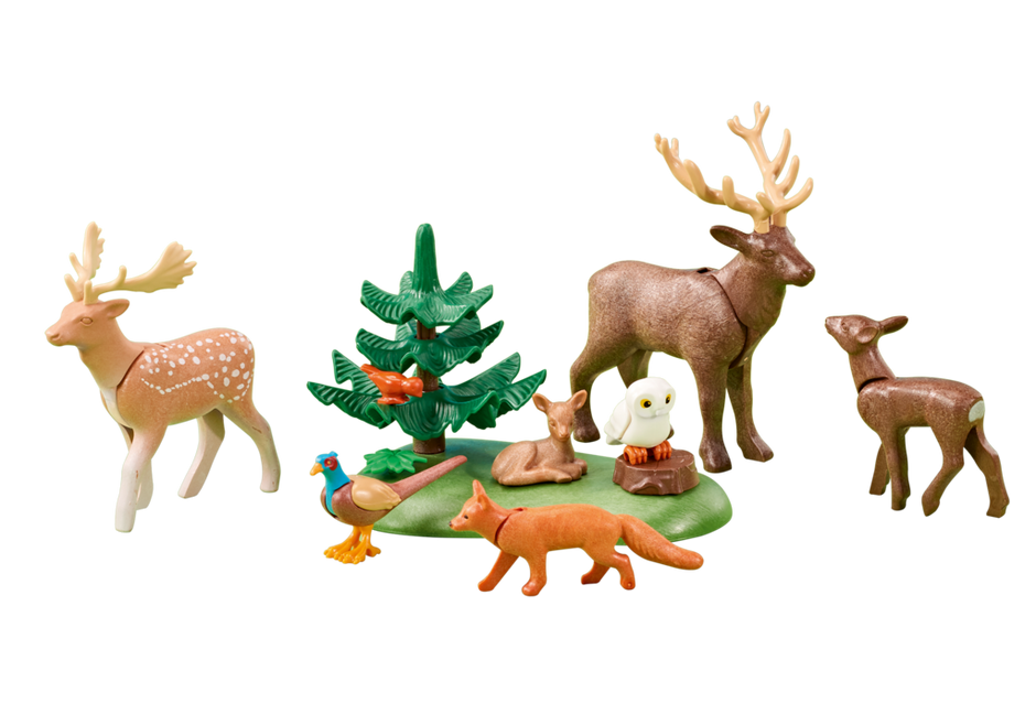 Forest animal png. Animals playmobil usa