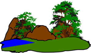 Forest clipart forest border. Free cliparts download clip