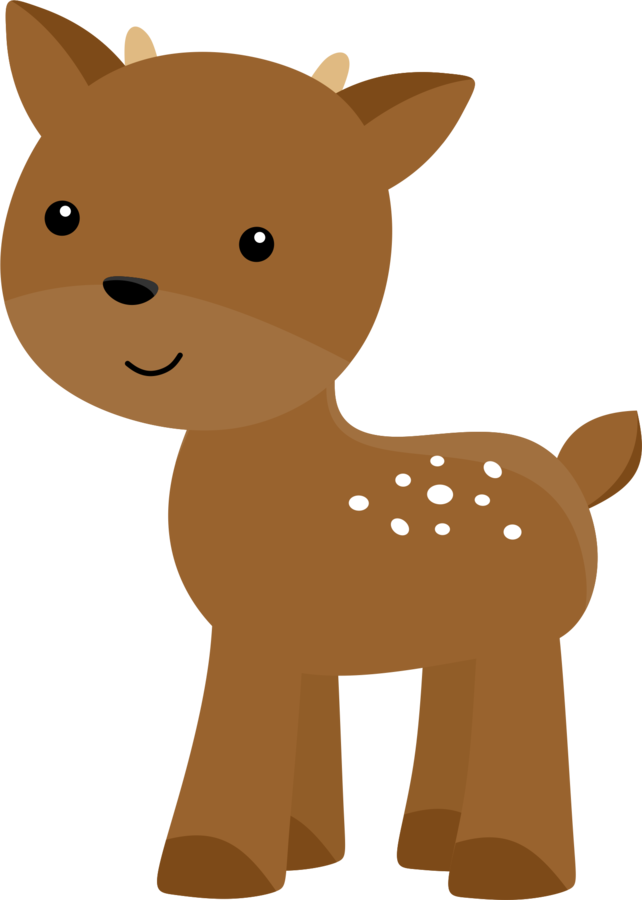 Forest clipart cute. Minus say hello craft