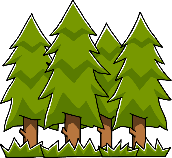 Kambizmag com free at. Forest clipart enchanted forest freeuse download