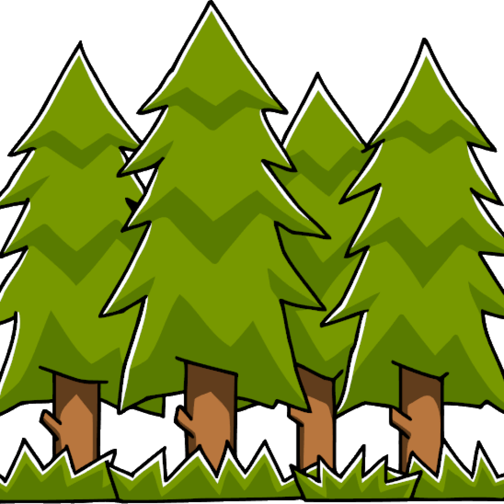 Forest clipart forest border. Free download at getdrawings