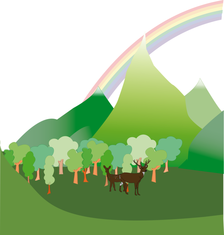 Forest clipart mountains. Mountain computer icons download
