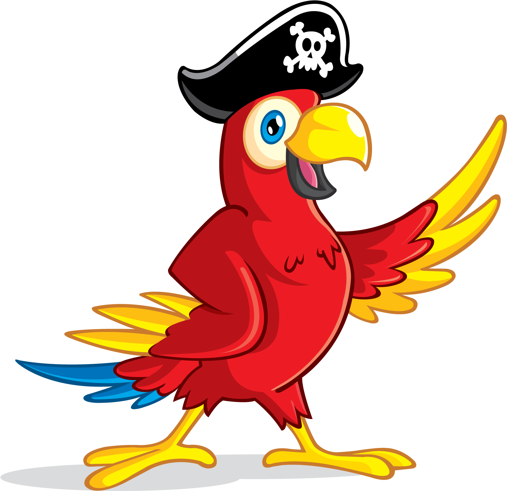 Pirate png x. Forest clipart parrot banner transparent download