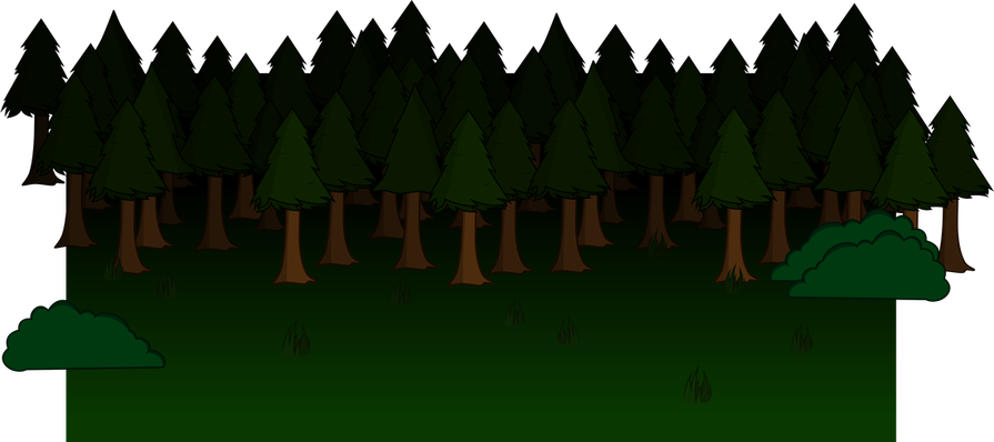 The forest png. Clipart mart clip art