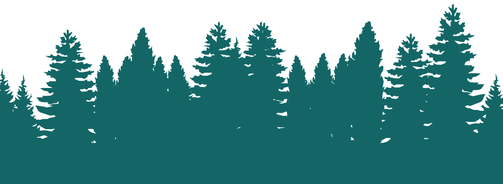 Forest silhouette png. Free download clip art