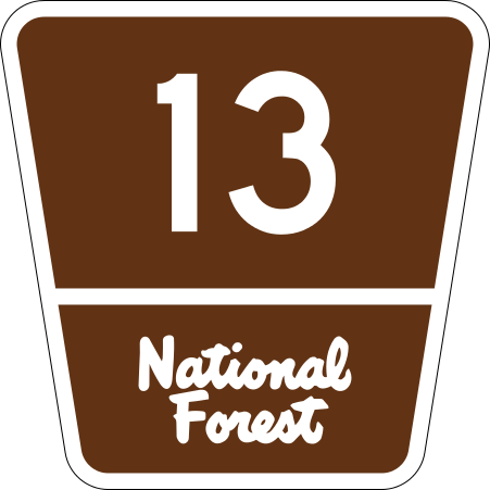 Forest svg. File route wikimedia commons