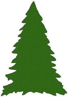 Free tree christmas paper. Forest svg pine clip library