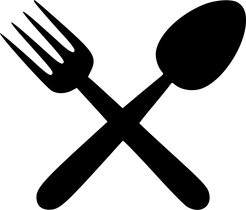 Fork spoon png. Svg icon free download