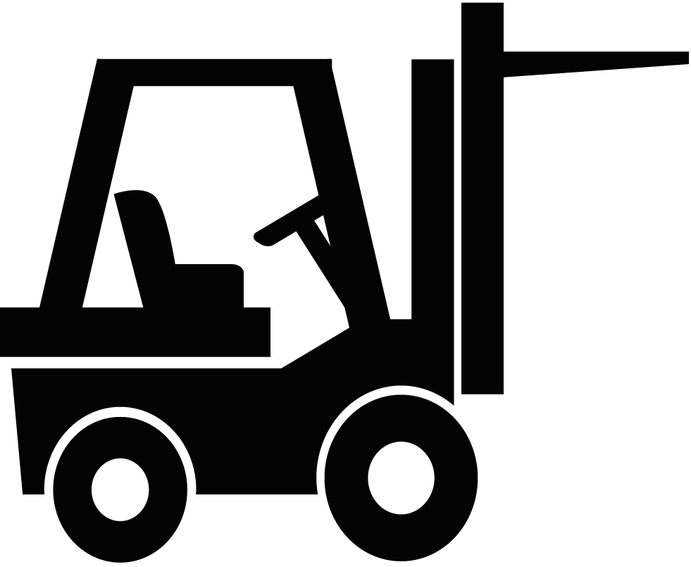 Forklift clipart. Cliparts for free
