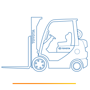 Forklift drawing training manual. Toyota dealer liftow ltd