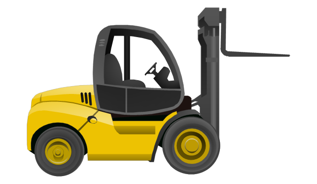 Forklift clipart gambar. Ford truck at getdrawings