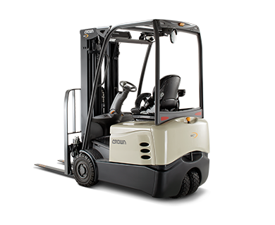 Forklift drawing fork lift. Trucks for every application