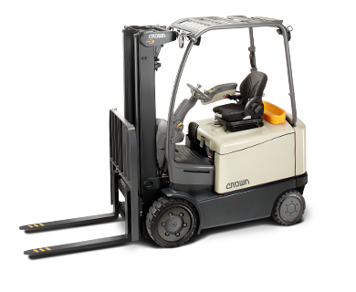 Forklift drawing scale. Trucks for every application