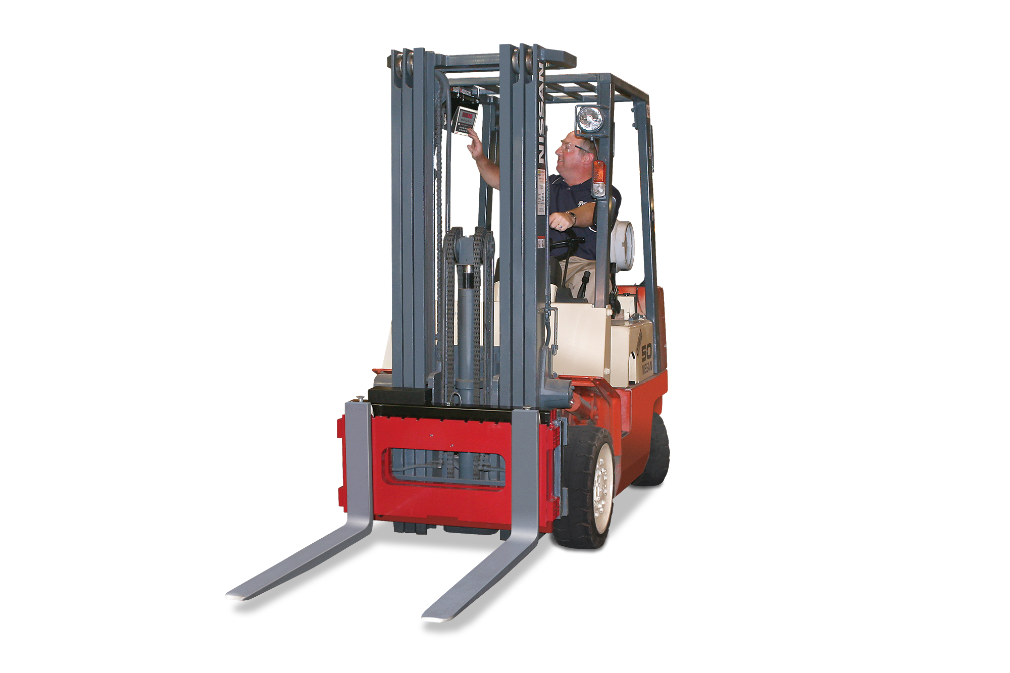 Forklift drawing training manual. Cls scale view hd