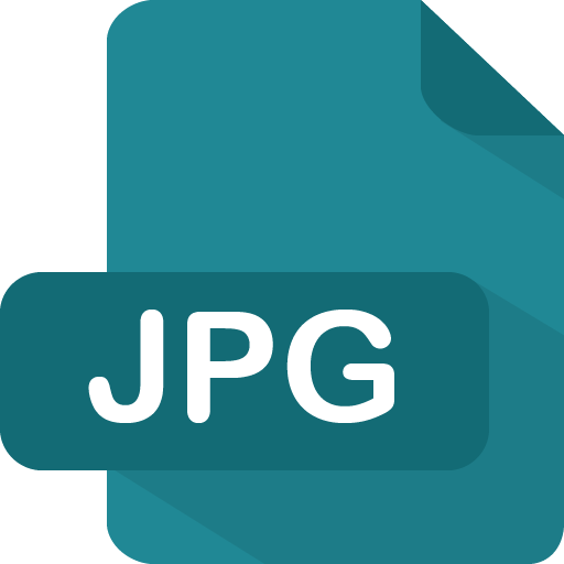 Format png a jpg. Icon flat file type