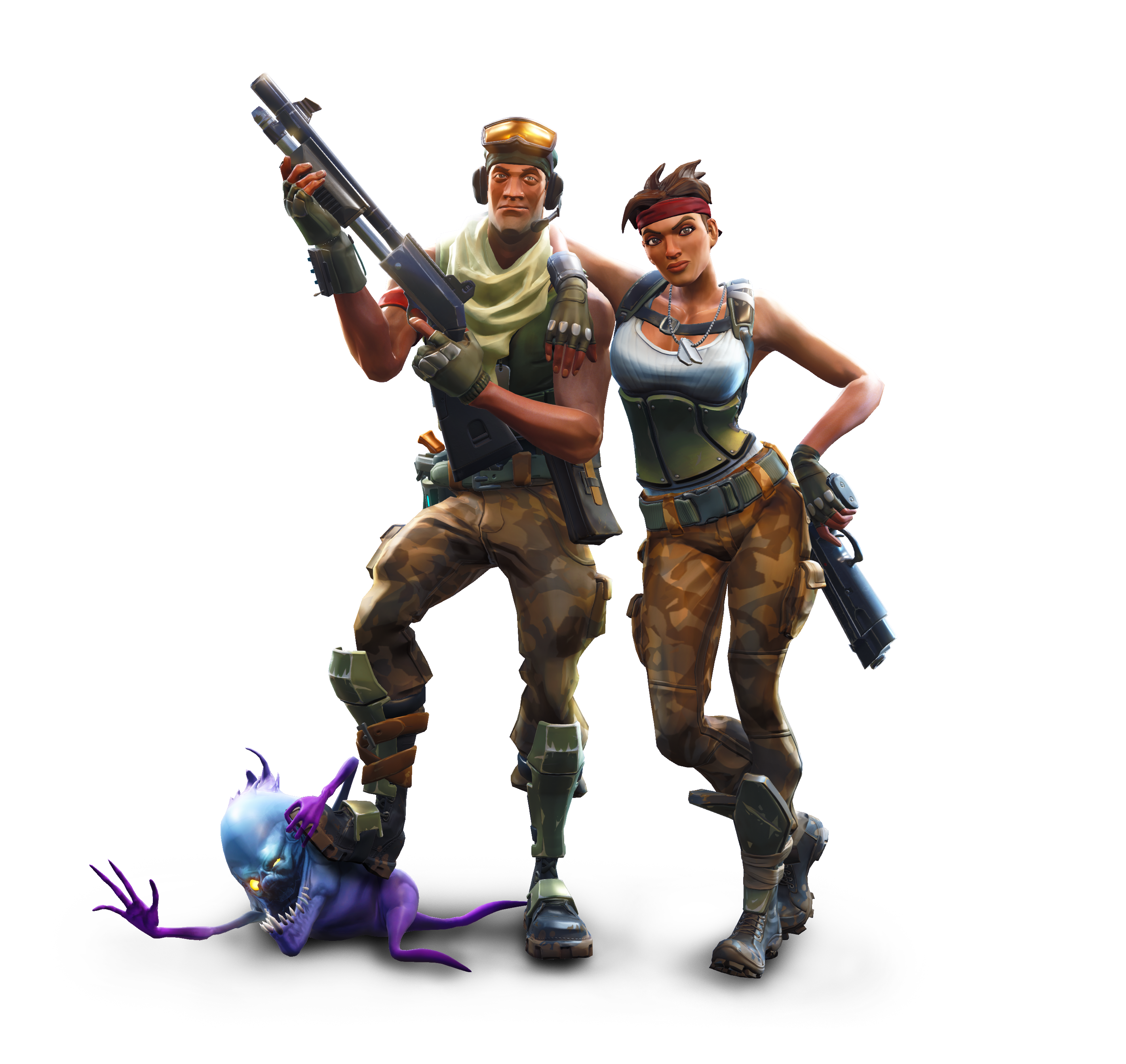 fortnite clipart transparent background