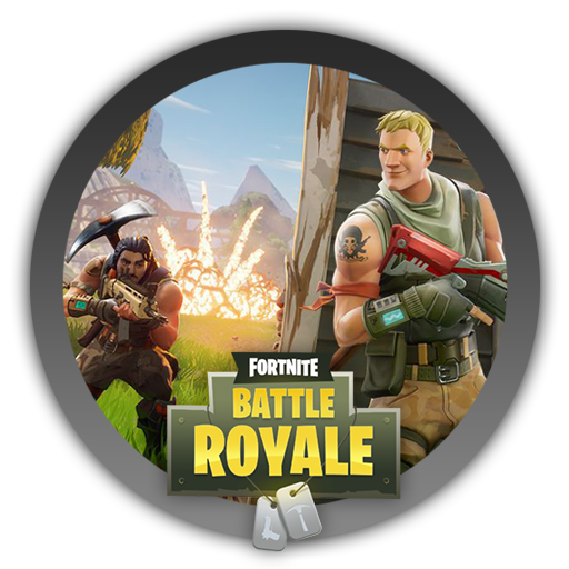 Fortnite battle royale png. Icon by blagoicons on
