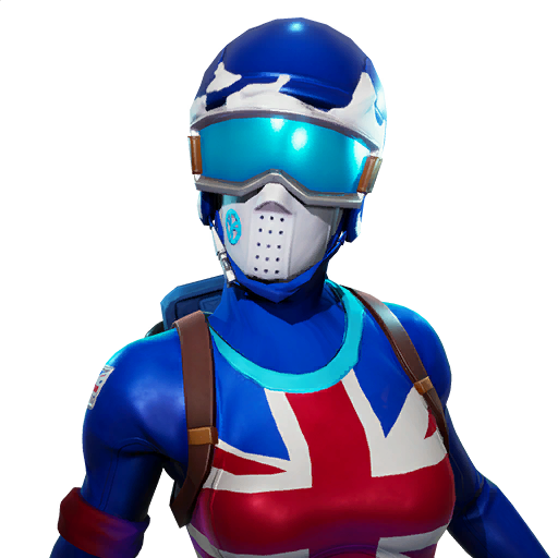 Fortnite blue beanie girl png. Storm shield one stats