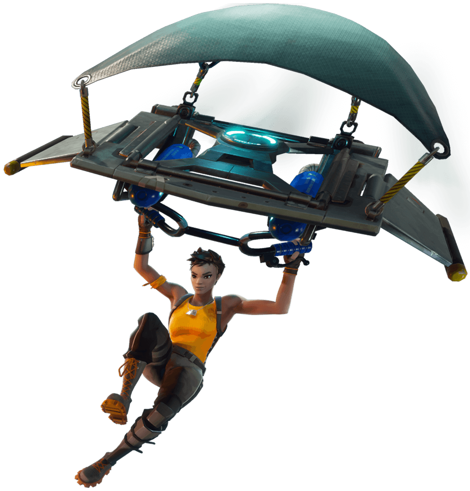 Glider wiki . Fortnite bus png clip free library