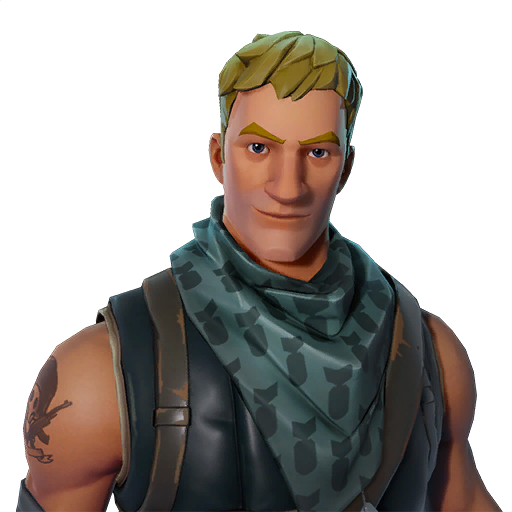 Fortnite character png. Image soldier hid commando