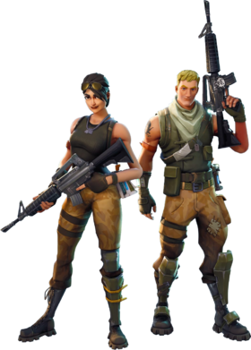 Fortnite characters png. Soldier wiki the is