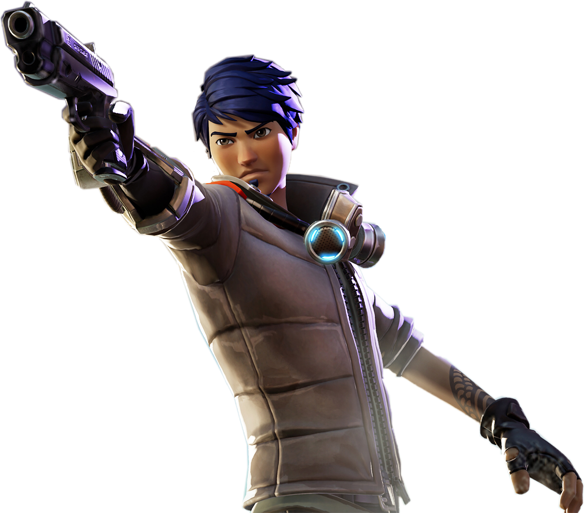 Battle royale playerunknown s. Fortnite characters png picture transparent