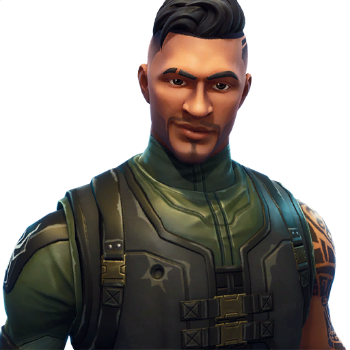 Fortnite characters png. Squad leader skin wiki
