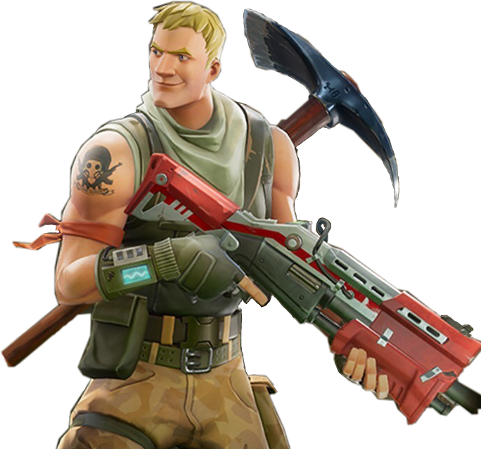 Fortnite characters png. Battle royale playstation cross