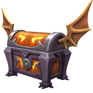 Fortnite chest png. Image
